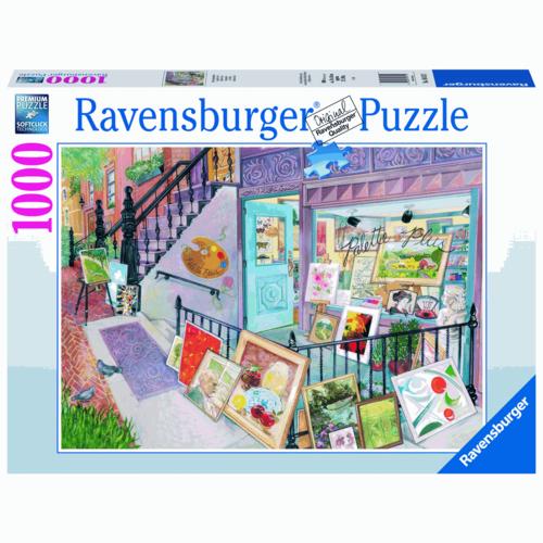 Ravensburger RV1000 ART GALLERY