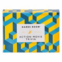 GAMES ROOM: ACTION MOVIE TRIVIA