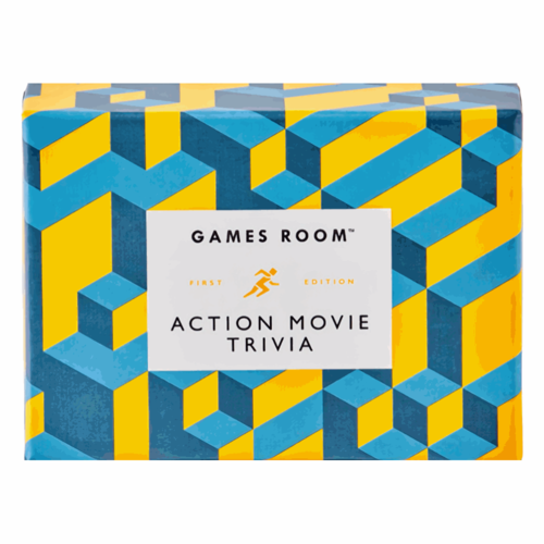 Ridley's Games RIDLEY'S GAMES ROOM: ACTION MOVIE TRIVIA