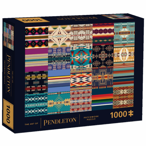 CHRONICLE BOOKS CB1000 THE ART OF PENDLETON PATCHWORK