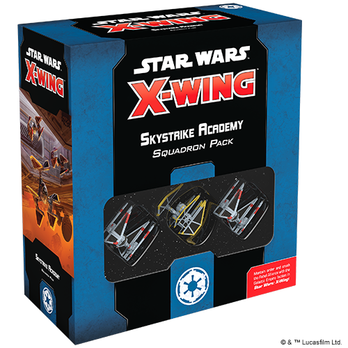 Fantasy Flight Games STAR WARS X-WING 2ND EDITION: SKYSTRIKE AVADEMY