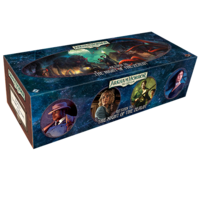 ARKHAM HORROR LCG: RETURN OF THE NIGHT OF THE ZEALOT EXPANSION