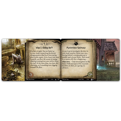 Fantasy Flight Games ARKHAM HORROR LCG: RETURN OF THE NIGHT OF THE ZEALOT EXPANSION