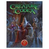 5E: CREATURE CODEX