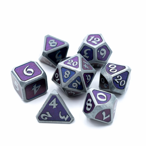 Die Hard Dice MYTHICA DICE SET 7 DREAMSCAPE DEEP SPACE