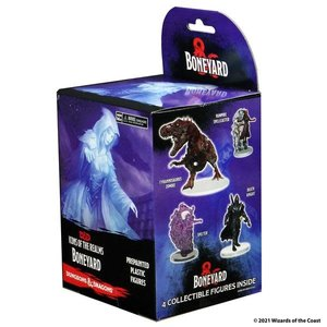 Wizkids MINIS: D&D: ICONS OF THE REALMS - BONEYARD BOOSTER