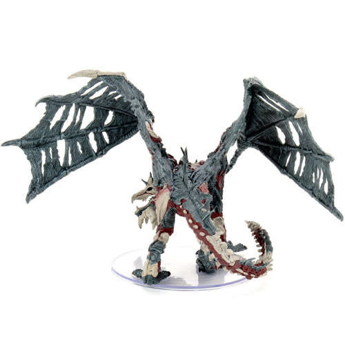 Wizkids MINIS: D&D: ICONS OF THE REALMS - BONEYARD - GREEN DRACOLICH
