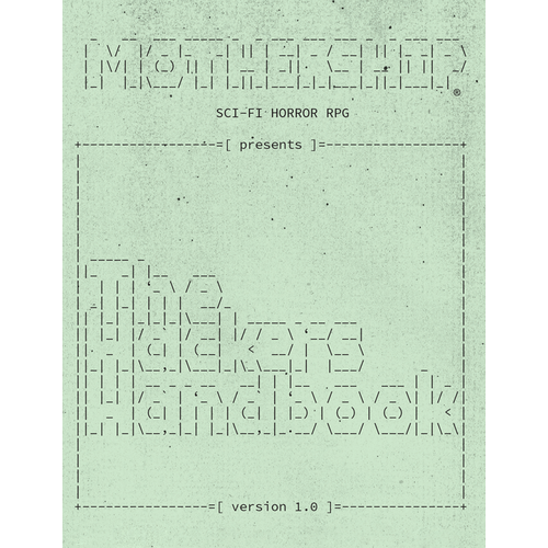 Tuesday Knight Games MOTHERSHIP: THE HACKERS HANDBOOK