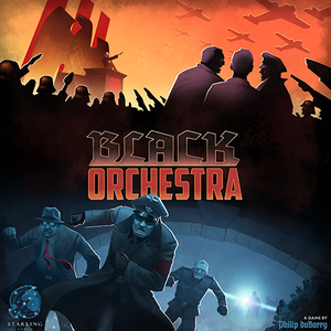 Tabletop Tycoon BLACK ORCHESTRA