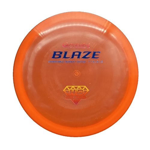 Gateway Disc Sports BLAZE HYPER DIAMOND 173-MAX Fairway Driver