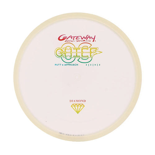 Gateway Disc Sports CHIEF OS DIAMOND 173-MAX Putt & Approach