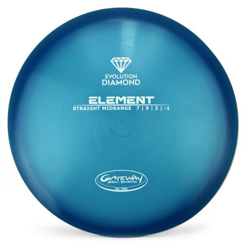 Gateway Disc Sports ELEMENT DIAMOND 175-MAX Mid-Range