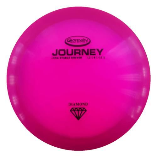 Gateway Disc Sports JOURNEY DIAMOND 173-MAX Long Distance Driver
