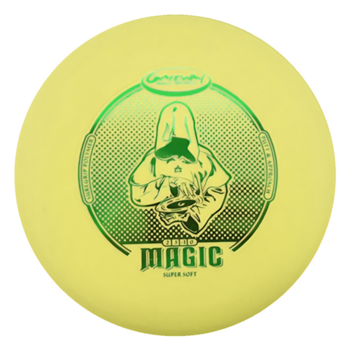 Gateway Disc Sports MAGIC SUPER SOFT (SS) 173-MAX Putt & Approach