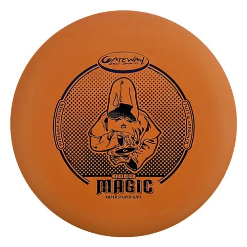 Gateway Disc Sports MAGIC SUPER STUPID SOFT (SSS) 160-169 Putt & Approach