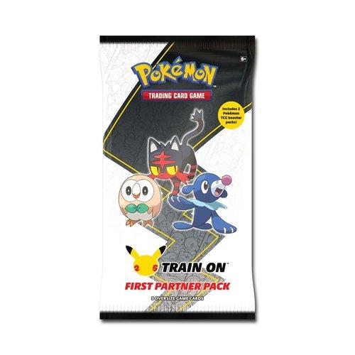 Pokemon USA POKEMON: FIRST PARTNER PACK - ALOLA