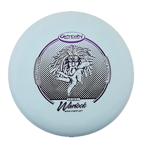 Gateway Disc Sports WARLOCK SUPER STUPID SOFT (SSS) 160-169