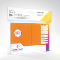 DECK PROTECTOR: MATTE PRIME - ORANGE (100)