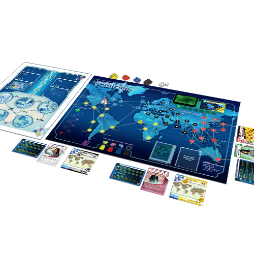 Z-Man Games PANDEMIC: IN THE LAB