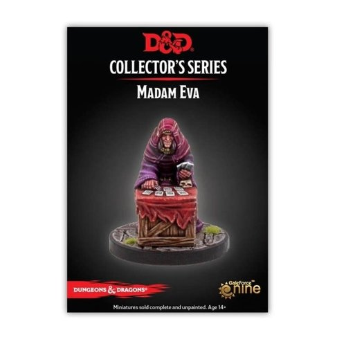 Gale Force Nine D&D 5E: COLLECTOR SERIES - CoS - MADAME EVA