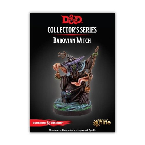 Gale Force Nine D&D 5E: COLLECTOR SERIES - CoS - BAROVIAN WITCH