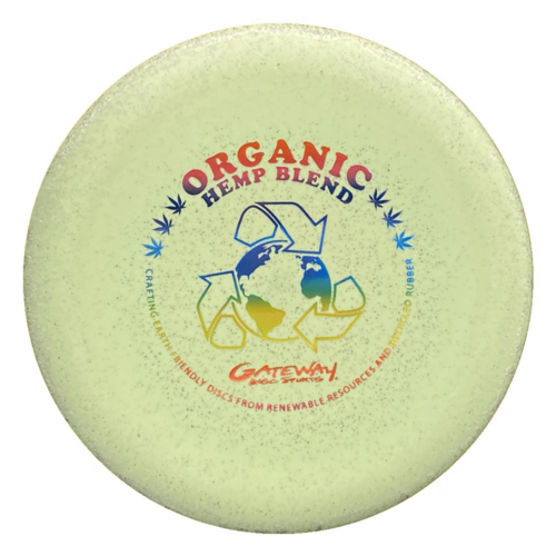Gateway Disc Sports WIZARD ORGANIC HEMP SUPER SOFT (H-SS) 173-MAX