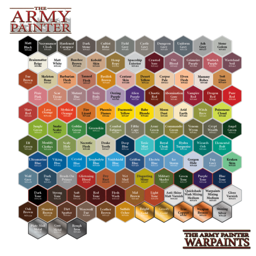 The Army Painter WARPAINT: DRY RUST
