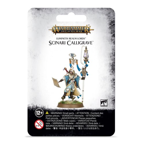 Games Workshop LUMINETH SCINARI CALLIGRAVE