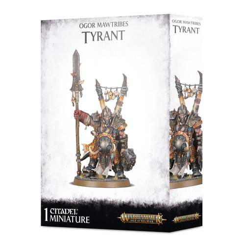 Games Workshop OGOR MAWTRIBES TYRANT