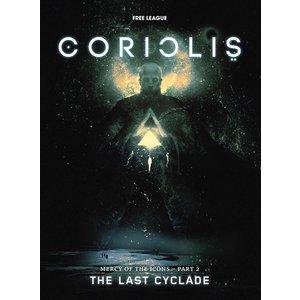 Free League Publishing CORIOLIS: THE LAST CYCLADE