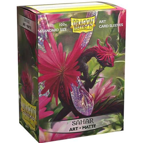 Arcane Tinmen DRAGON SHIELD: ART: MATTE SAHAR (100)