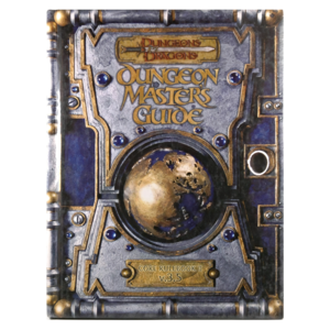 Wizards of the Coast D&D 3.5: DUNGEON MASTER'S GUIDE (Used)
