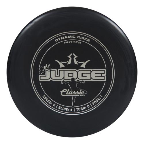 Dynamic Discs JUDGE CLASSIC BLEND EMAC 173g-176g