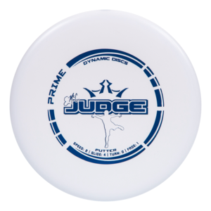 Dynamic Discs JUDGE PRIME EMAC 173g-176g