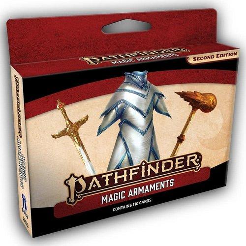 Paizo Publishing PATHFINDER 2ND EDITION: MAGIC ARMAMENTS DECK