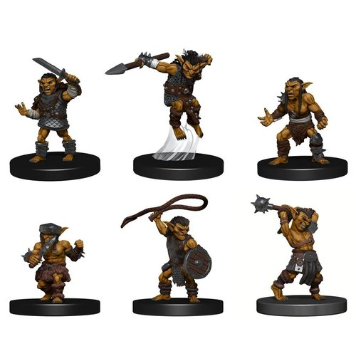 Wizkids MINIS: D&D: ICONS OF THE REALMS - GOBLIN WARBAND PACK