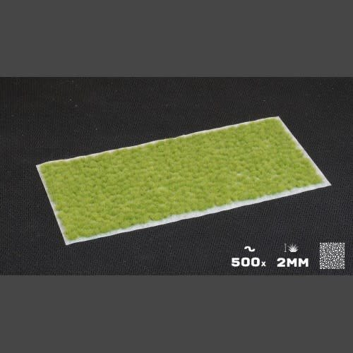 Gamers Grass GAMERS GRASS: TINY LIGHT GREEN TUFTS (2mm)