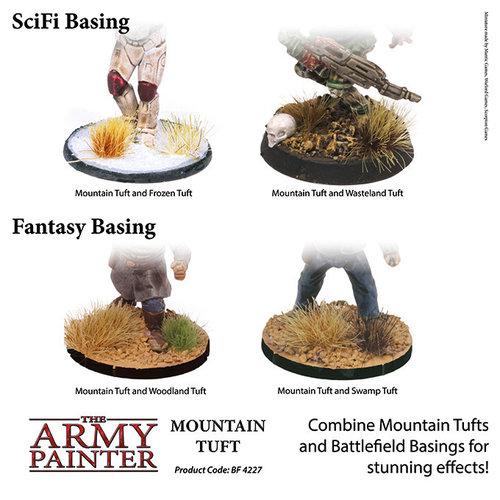 The Army Painter BATTLEFIELDS: MOUNTAIN TUFT