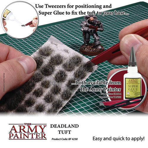 The Army Painter BATTLEFIELDS: DEADLAND TUFT