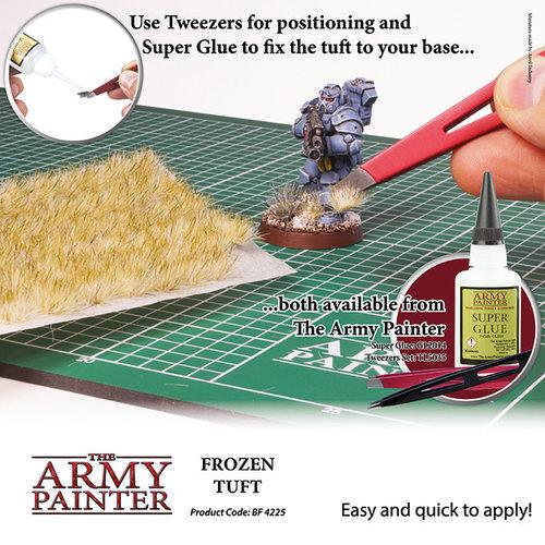 The Army Painter BATTLEFIELDS: FROZEN TUFT