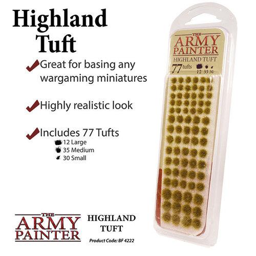 The Army Painter BATTLEFIELDS: HIGHLAND TUFT