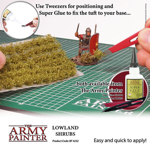 The Army Painter BATTLEFIELDS: LOWLAND SHRUBS