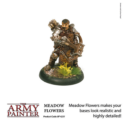 The Army Painter BATTLEFIELDS: MEADOW FLOWERS
