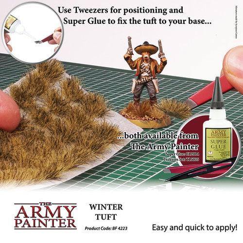 The Army Painter BATTLEFIELDS: WINTER TUFT