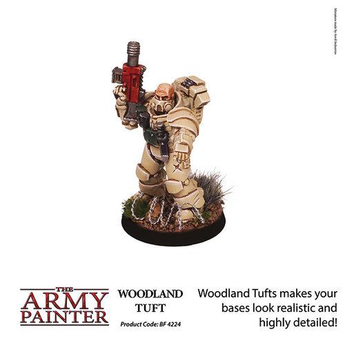The Army Painter BATTLEFIELDS: WOODLAND TUFT