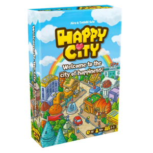 Gamewright HAPPY CITY