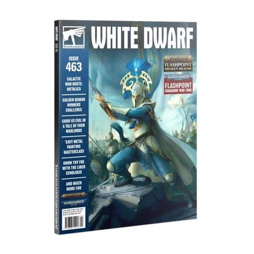 Games Workshop WHITE DWARF 463