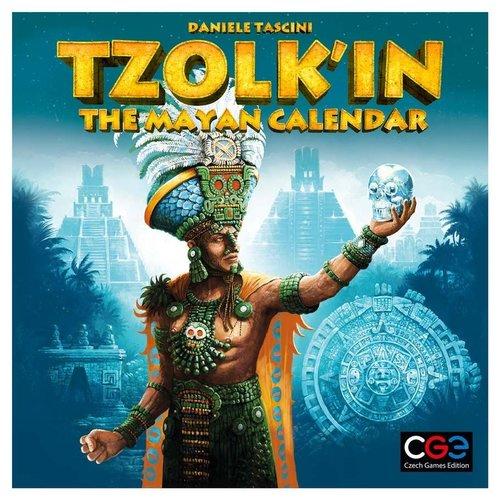 Czech Games Editions INC TZOLK'IN: THE MAYAN CALENDAR