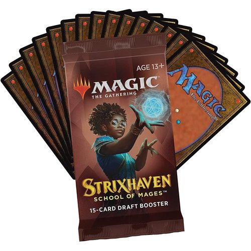 Wizards of the Coast MTG: STRIXHAVEN - DRAFT BOOSTER