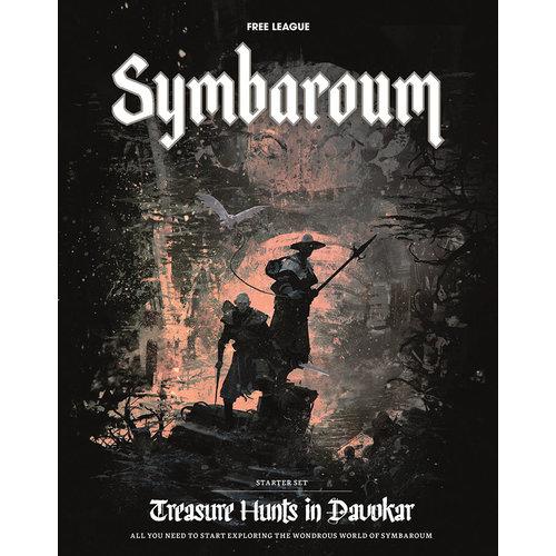 Free League Publishing SYMBAROUM - STARTER SET